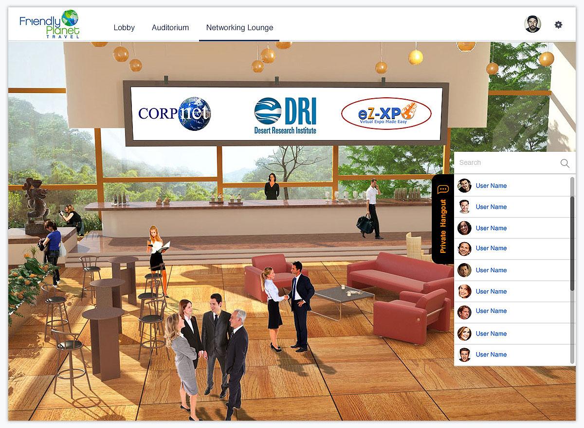 jobexpo365 virtual collaborative job fair made easy step 2